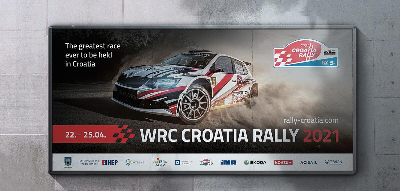 WRC Croatia Rally 2021 - 1