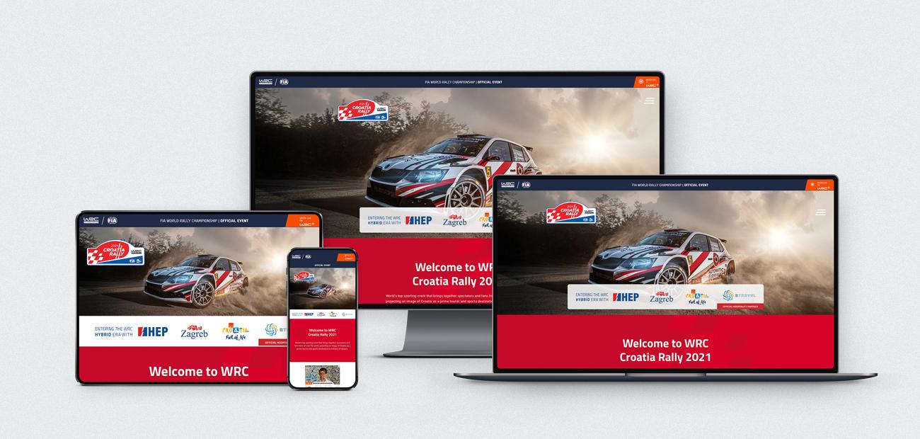 WRC Croatia Rally 2021 - 4